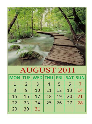 """... for """"Excel Weekly Workout Template/page/2"""" – Calendar 2015"""